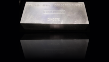 1000oz Silver Engelhard Bar