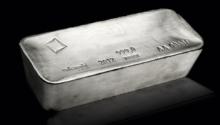 1000oz Valcambi Silver