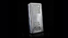 100oz Silver RMC
