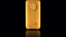 20oz Perth Mint Gold Bar
