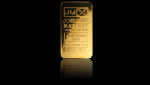 5oz-Johnson Matthey-Gold Bar