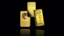 Assorted 10oz Gold Bars