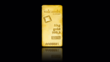Gold Kilo Bar Valcambi