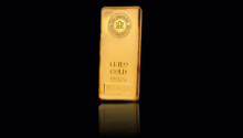 Gold Kilo Bar RCM